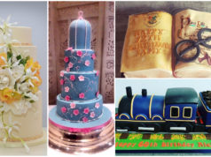 Vote: Decorator of the Worlds Best-Looking Cake