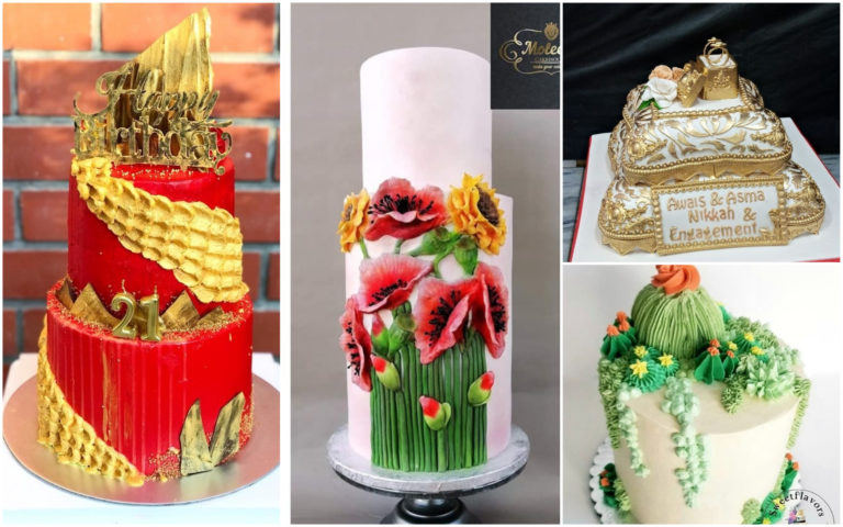 Vote: Decorator of the World's Best-Looking Cake