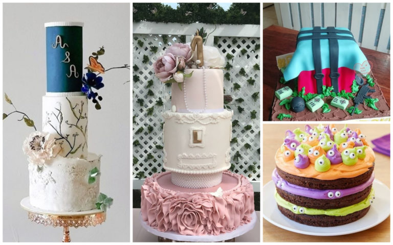 Vote: Decorator of the World's Best-Quality Cakes