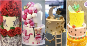 Vote: Artist of the Worlds High Class Cake