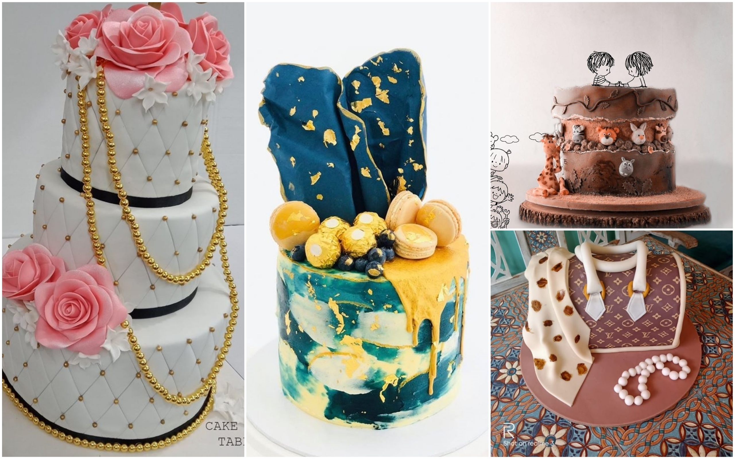 Vote World S Super Talented Cake Artist