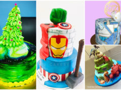Vote: Worlds Super Fascinating Cake Of All Time