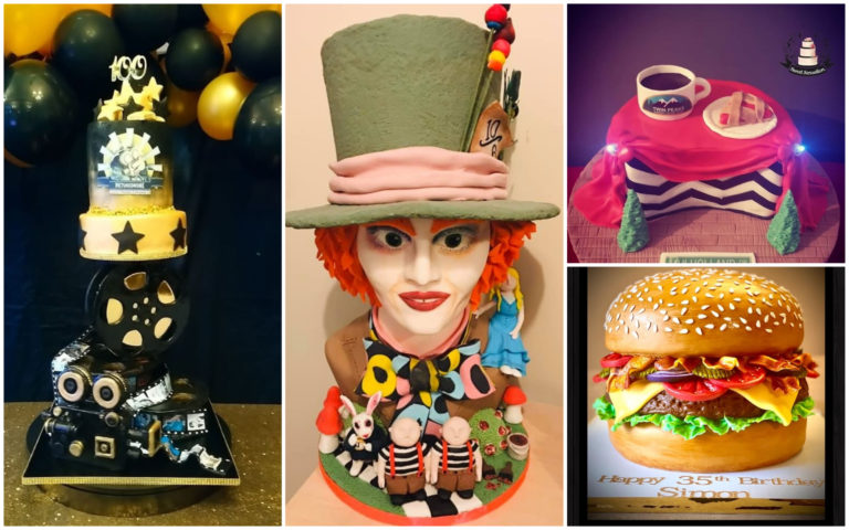 Vote: Decorator of the World's Most Wonderful Cake