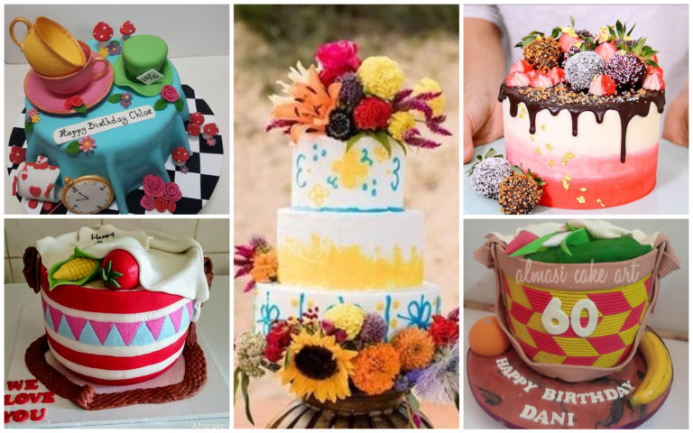 Vote: Designer of the World's Delightful Cake