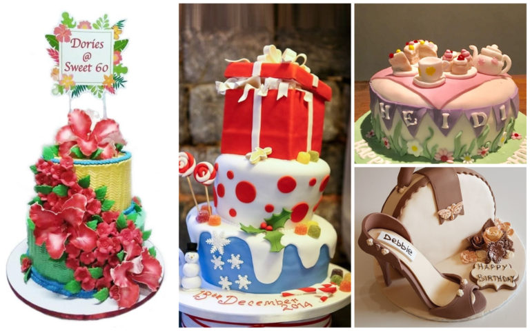 Vote: World's Most Inspiring Cake Expert