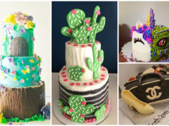 Vote: Decorator of the Worlds Super Enticing Cake
