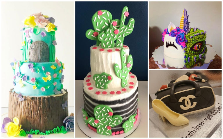 Vote: Decorator of the World's Super Enticing Cake