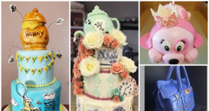 Vote: Worlds Super Magnificent Cake Masterpiece