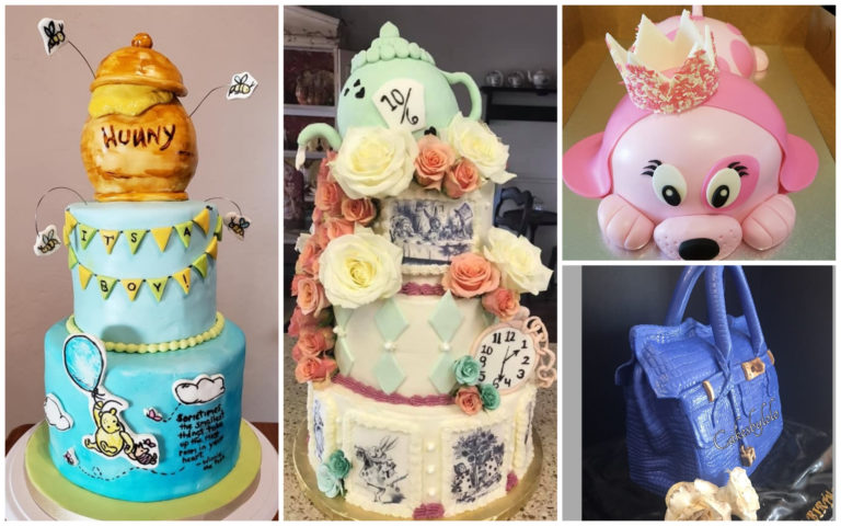 Vote: World's Super Magnificent Cake Masterpiece