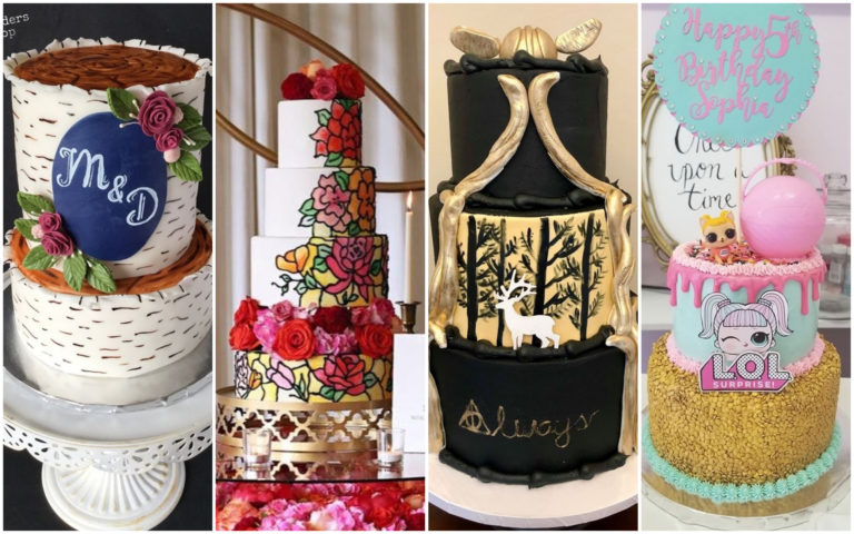 Vote: Artist of the World's Most Tempting Cake