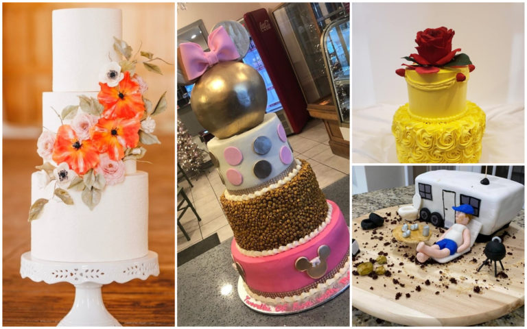 Vote: Decorator of the World's Superb Cake Masterpiece