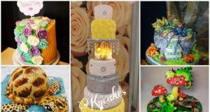 Competition: Worlds Super Phenomenal Cake Masterpiece