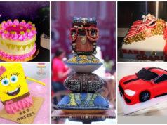 Vote: Designer of the World's Super Captivating Cake