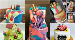 Vote: Designer of the World's Finest Cakes