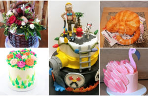 Vote: Designer of the Worlds Jaw-Dropping Cakes