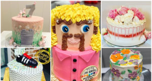 Vote: Designer of the Worlds Super Charming Cakes