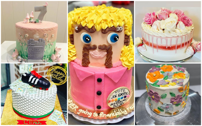 Vote: Designer of the World's Super Charming Cakes