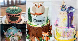 Vote: Artist of the Worlds Most Wanted Cakes