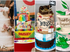 Vote: Worlds Brilliant-Minded Cake Designer
