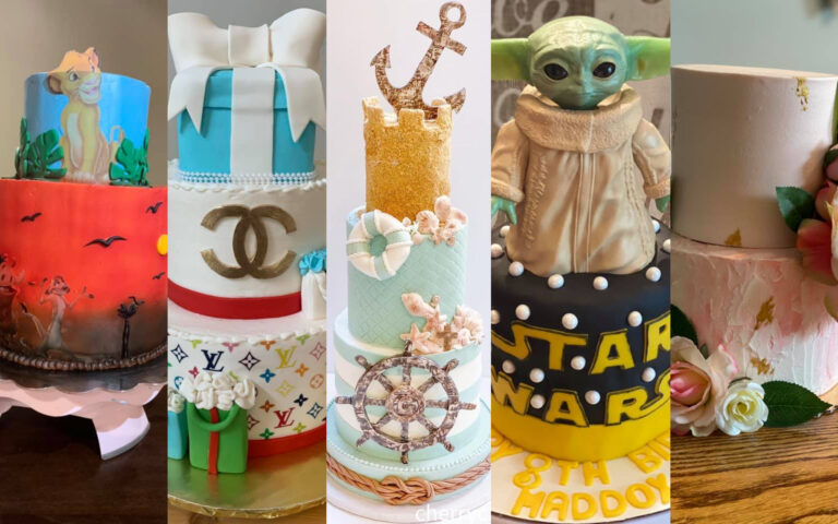Vote: World's Most Reputable Cake Expert