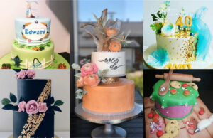 Vote: Artist of the Worlds High Standard Cakes