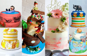 Competition: Worlds Multi-Talented Cake Expert