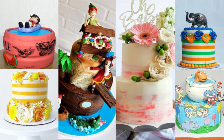 Competition: World's Multi-Talented Cake Expert