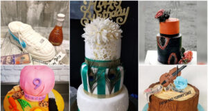 Vote: Artist of the Worlds Whimsical Cakes