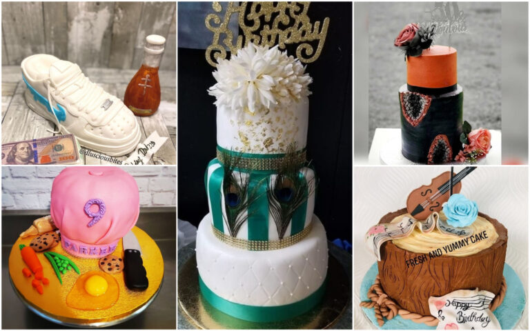 Vote: Artist of the World's Whimsical Cakes