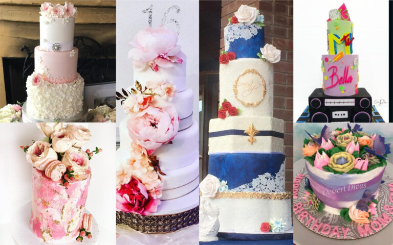 Vote: Designer of World's Super Tantalizing Cakes