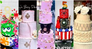 Vote: Artist of the Worlds Intricate Cakes