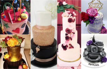Vote: Artist of the Worlds Super Fascinating Cakes