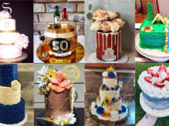 Vote: Artist of the Worlds Gorgeous Cake