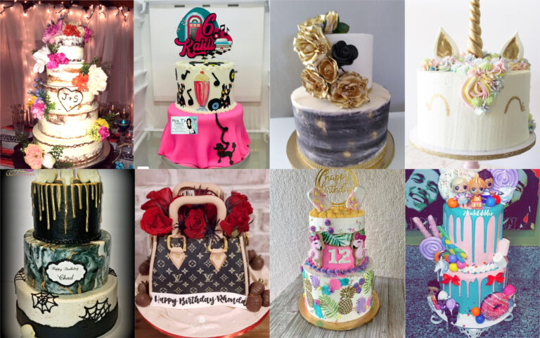Vote: Artist of the World's Gorgeous Cakes