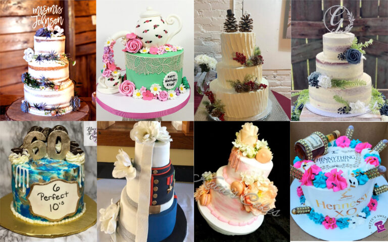 Vote: Decorator of the World's Finest Cakes