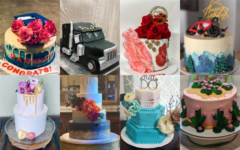 Vote: World's Highly Prestigious Cake Maker