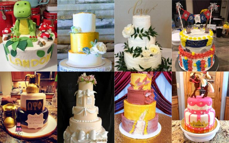 Vote: World's Super Creative Cake Specialist