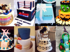 Vote: Worlds Brilliant-Minded Cake Expert