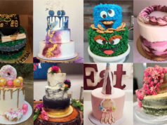 Vote: Artist of the Worlds Super Captivating Cakes