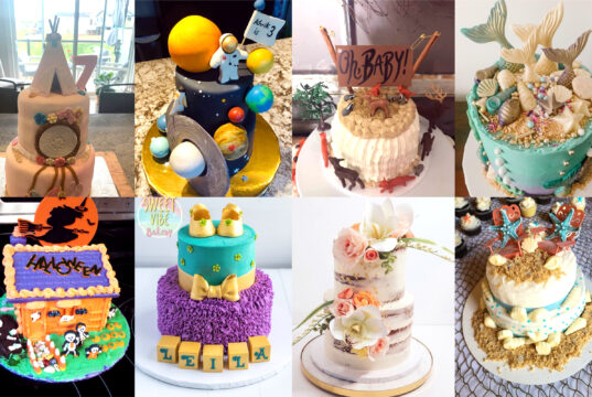 Vote: World's Highly Distinguished Cake Expert