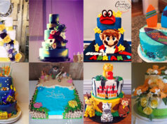 Vote: Decorator of the World's Premium Quality Cakes