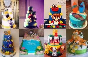 Vote: Decorator of the World's Premium Quality Cakes