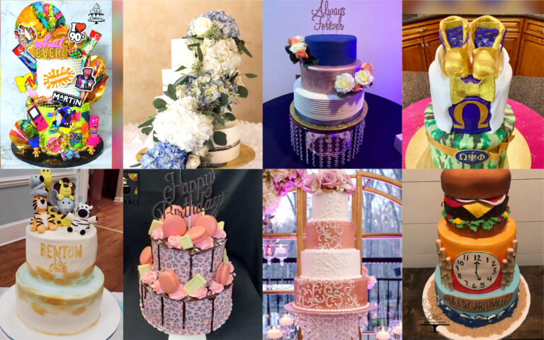 Vote: Designer of the World's Super Artistic Cakes