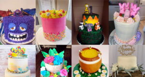 Vote: Artist of the World's First-Class Cakes