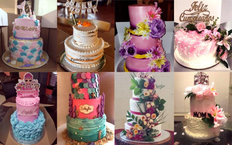 Vote: World's Top-Rated Cake Designer