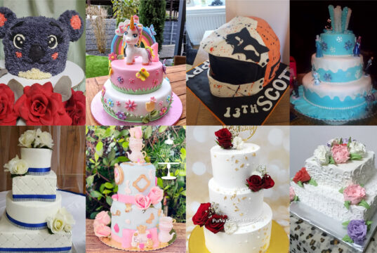 Vote: Worlds Super Fantastic Cake Masterpiece