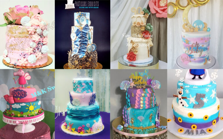 Vote: Decorator of the World's Coolest Cakes