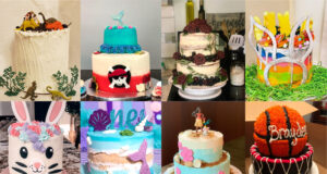 Vote: Expert Artist of the World's Most Attractive Cake