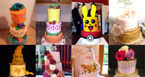 Vote: Designer of the World's First-Class Cakes