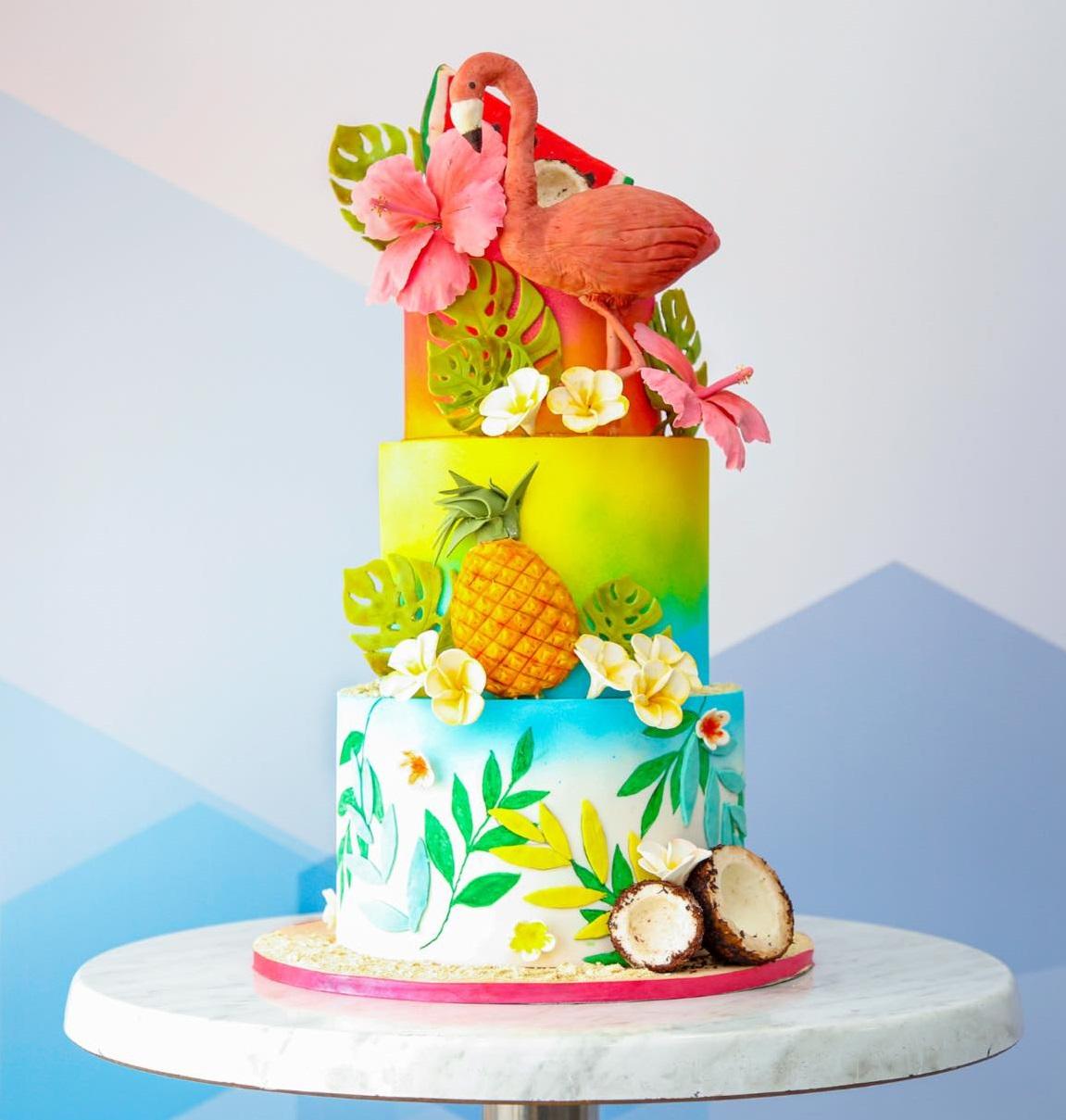 Cake by Rizaniya Nilam of The Cravings